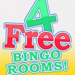 4 Free Bingo Rooms