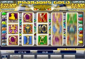 Pharaohs Gold