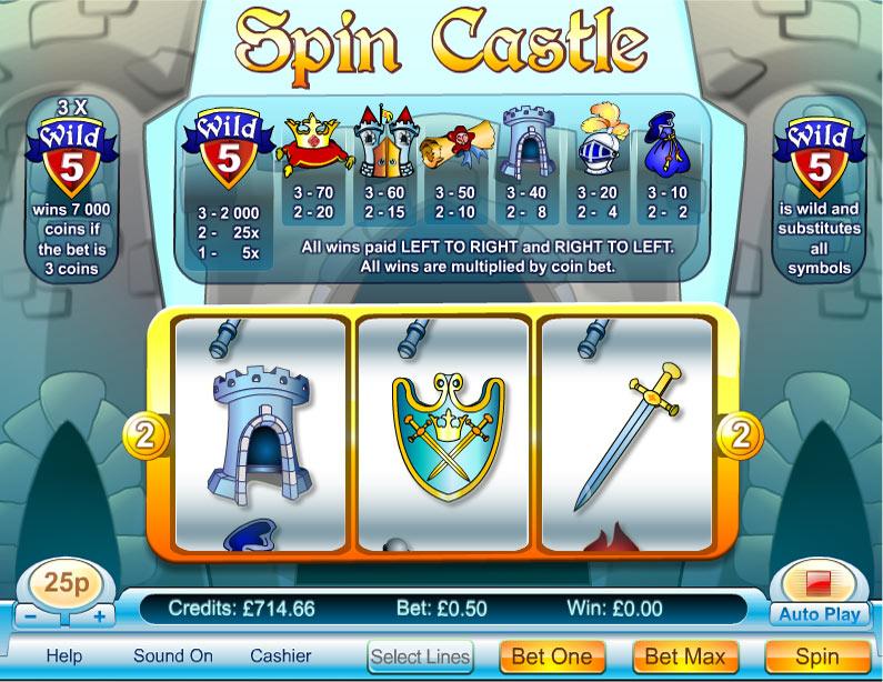 Spiele Castle Bingo - Video Slots Online