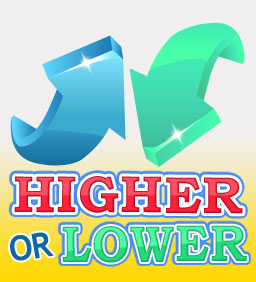 Higher or Lower | Yes Bingo - Join Now and Get £10 Free No ...