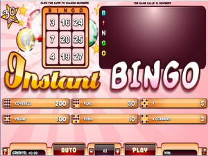 Instant Bingo 30