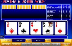 7′s and Joker Wild
