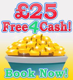 £25 Free Bingo!