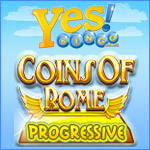 Ancient Rome is calling at Yes Bingo!